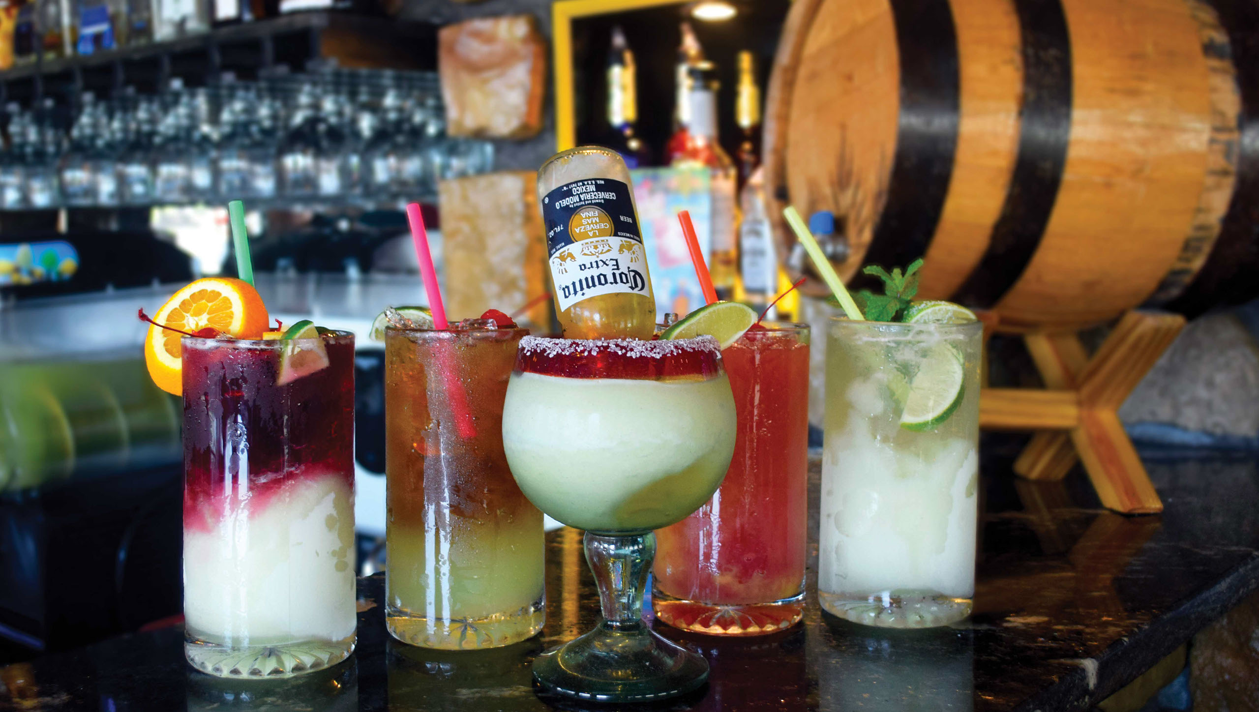 Where To Sip On The Best Margaritas In Myrtle Beach This